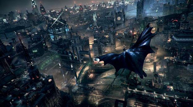 Batman, Arkham Knight, Gotham City
