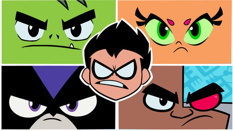 Teen Titans Go!, Cartoon Network,