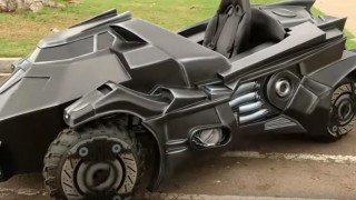 fan wins batmobile from arkham knight
