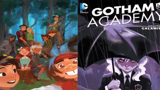 Gotham Academy dc comics news
