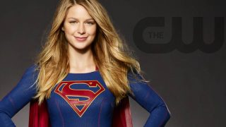 Supergirl CW Banner