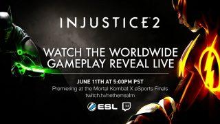 Dc Comics News Batman Superman Wonder Woman Injustice 2 Injustice Reveal