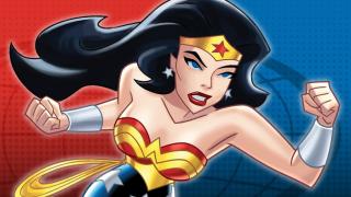 Wonder Woman 75 Banner