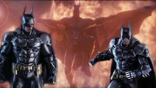 Hot Toys Arkham Knight Batman Toy dc comics news
