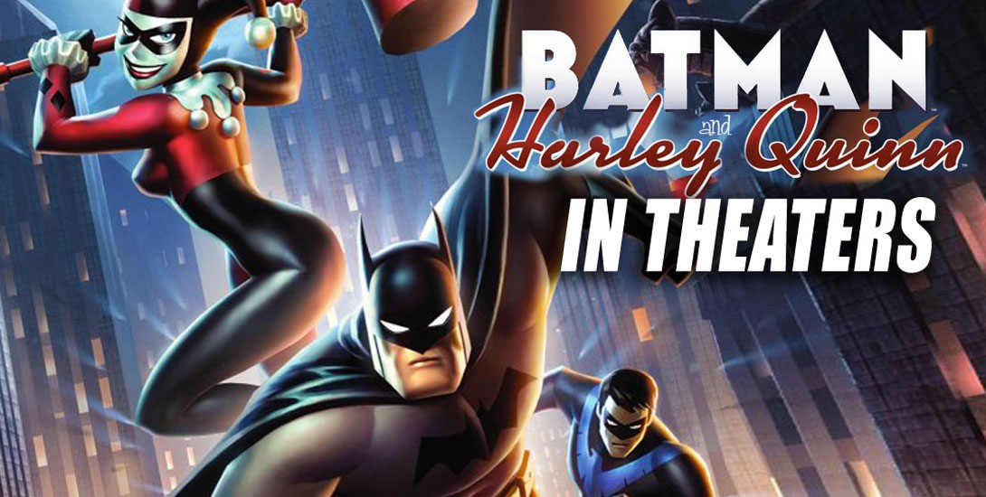 Batman Harley Quinn - DC Comics News