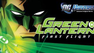 Green Lantern First Flight - DC Comics News