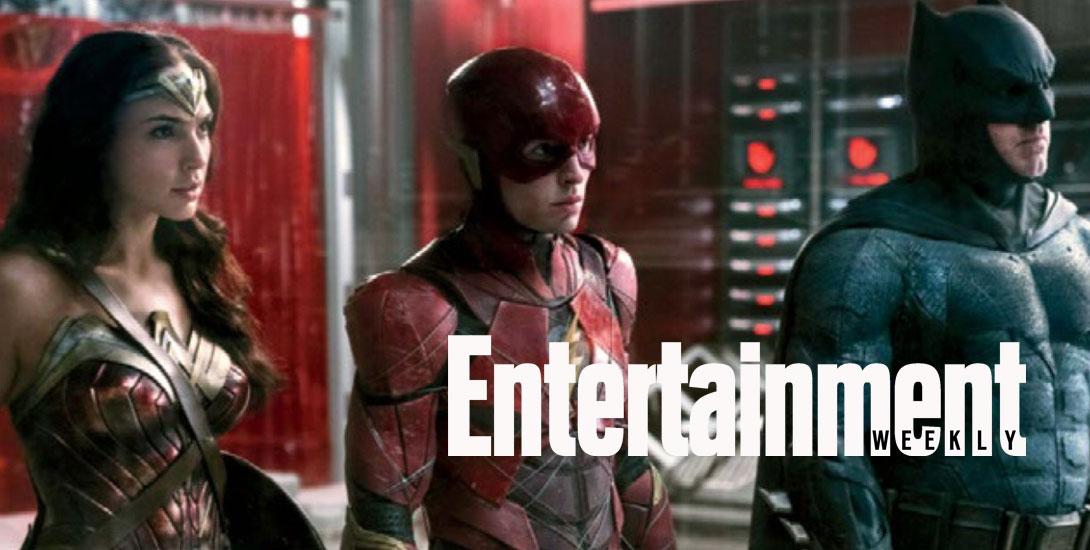 EW - DC Comics News