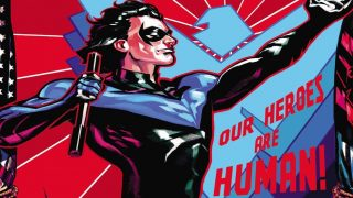 Review: Nightwing: The New Order #1