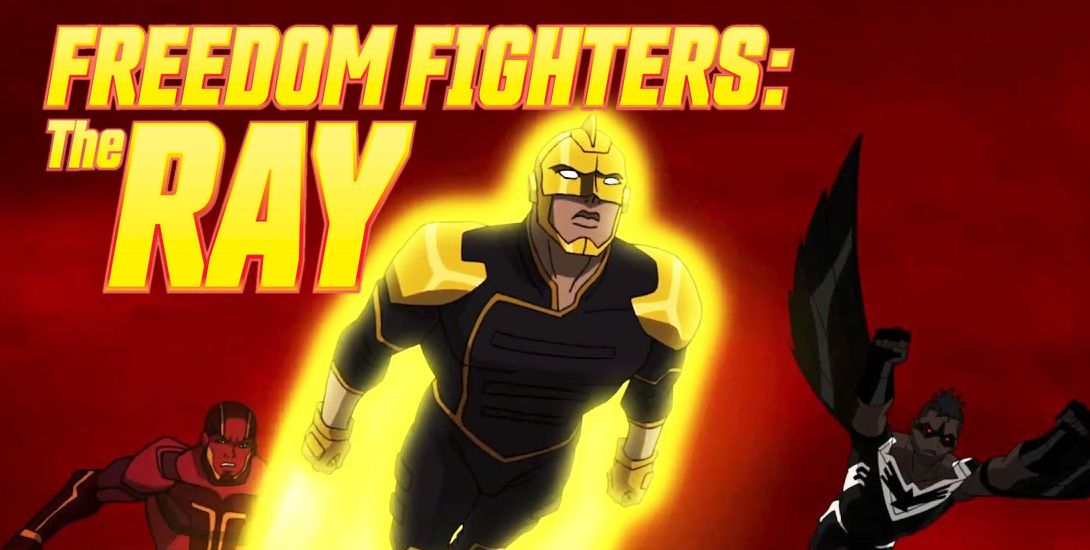 Freedom Fighters: The Ray - DC Comics News