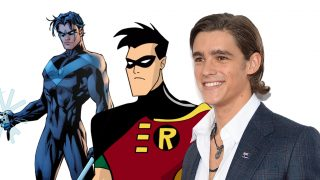 Brenton Thwaites - Grayson - DC Comics News