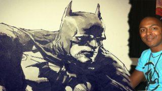 Olivier Coipel batman dc comics news
