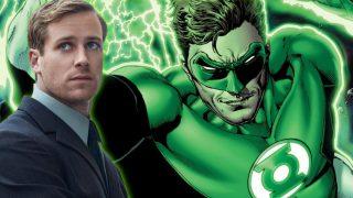 Armie-Hammer-Green-Lantern-Rumors dc comics news