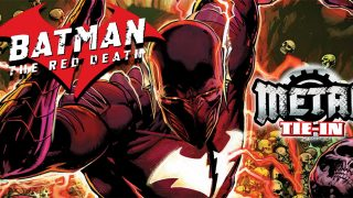 Red Death - DC Comics News