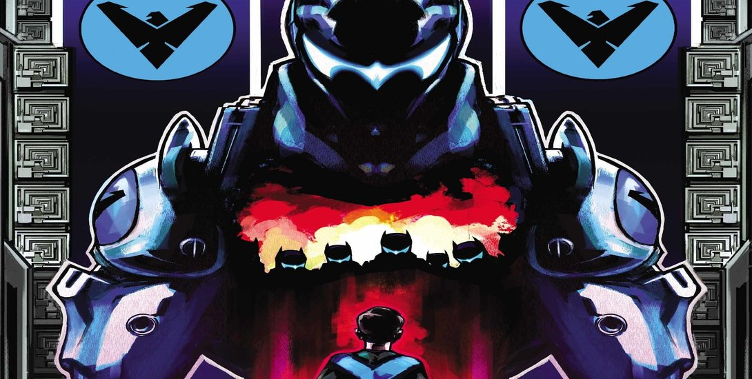 Review: Nightwing: The New Order #2