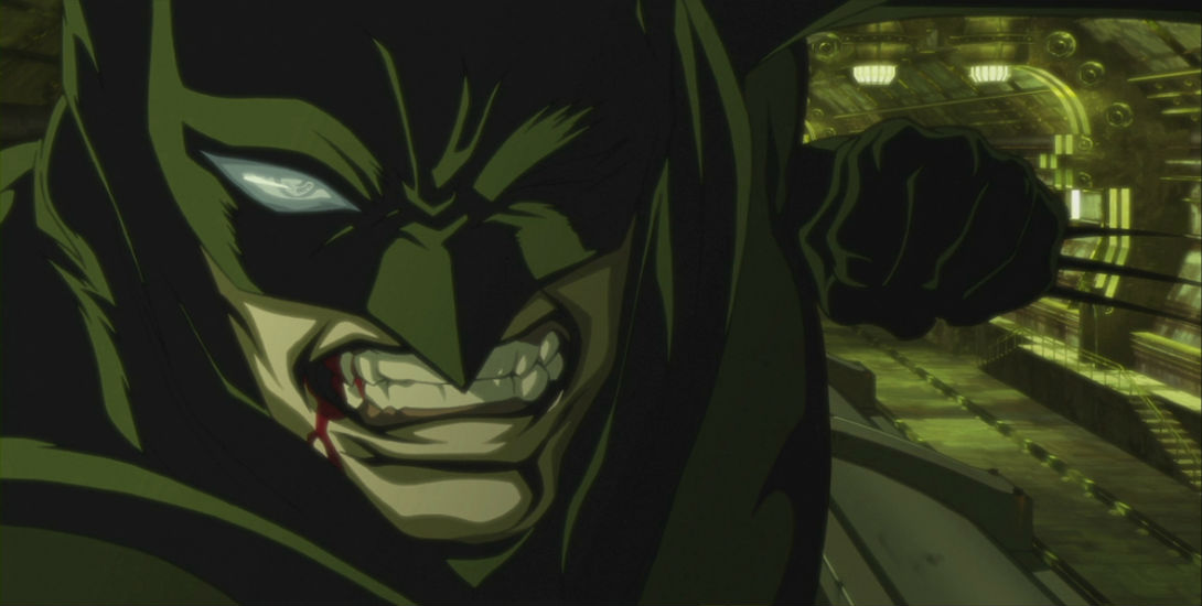 Batman Ninja anime DC Comics News