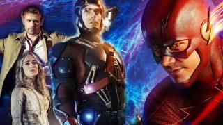 The CW Premieres - DC Comics News