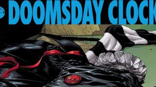 Doomsday Clock #2 - DC Comic News