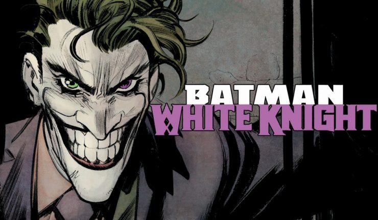 Batman White Knight 7 - DC Comics News
