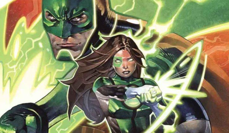 Grteen Lanterns - DC Comics News