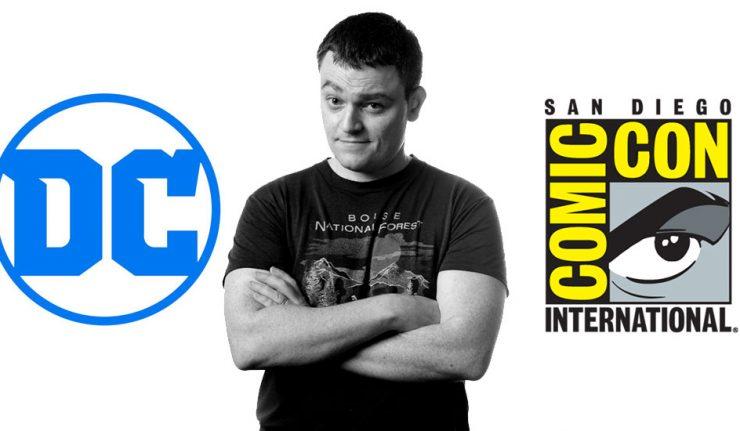 SDCC -DC Comics News