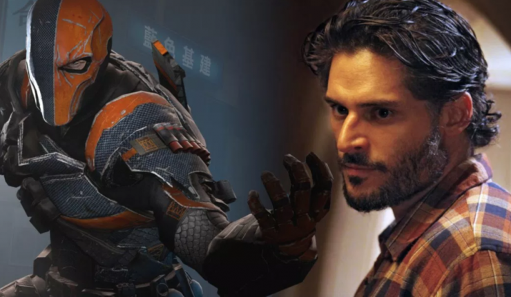 Gareth Evans Deathstroke movie dc comics news