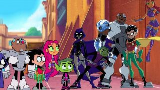 Teen Titans trailer