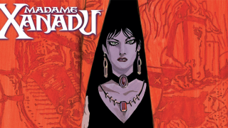 swamp thing madame xanadu dc comics news