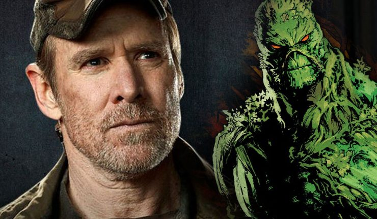 Swamp Thing - DC Comics News