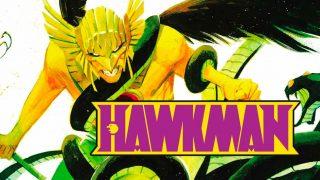 Hawkman 6 - DC Comics News