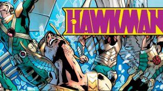 Hawkman 7 - DC Comics News