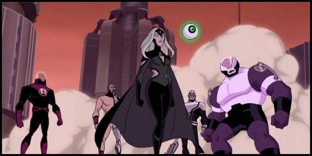 Justice League Vs The Fatal Five Voice Cast Revealed Dc Comics News