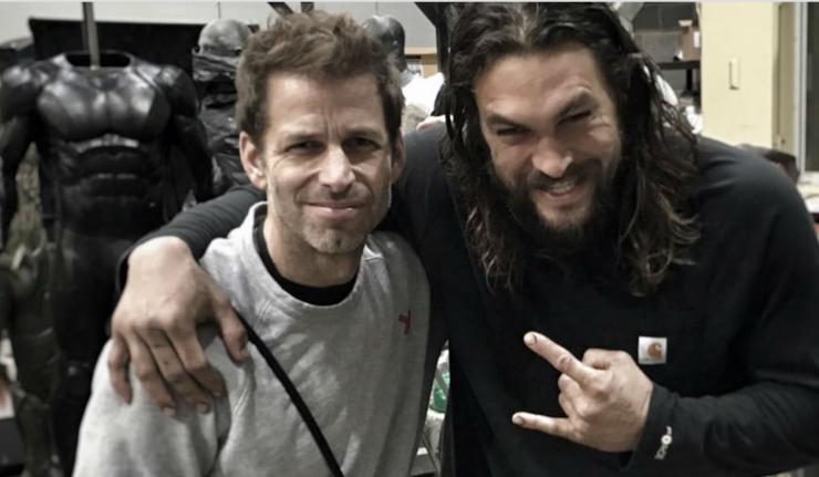 Zack Snyder aquaman dc comics news