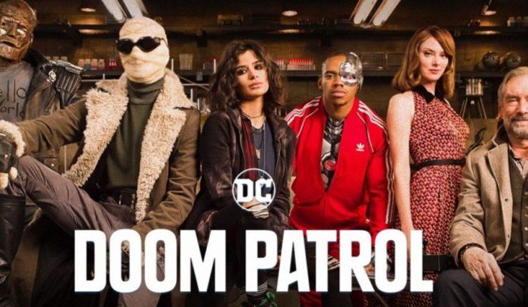 Doom Patrol Tweets - DC Comics News
