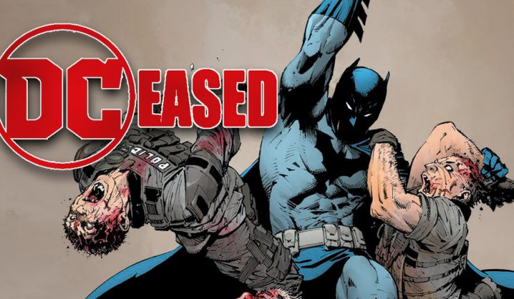 DCeased Update - DC Comics News