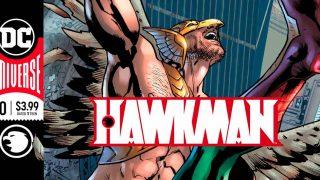 Hawkman 10 -DC Comics News