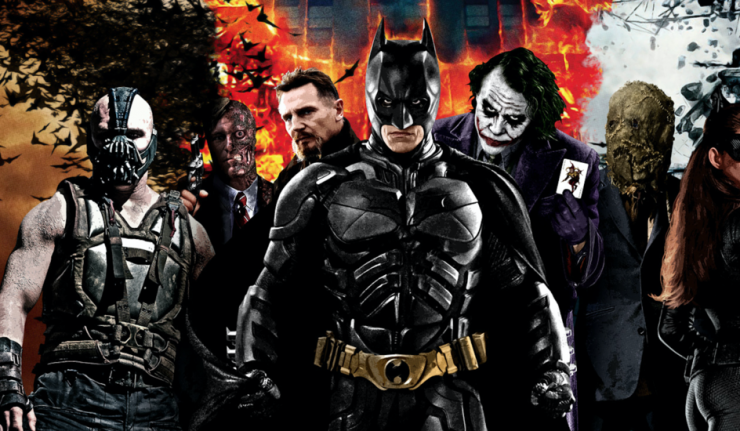 dark knight trilogy dc comics news