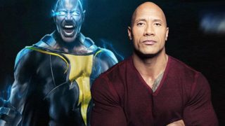 Dwayne Johnson - DC Comics News