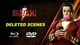 Shazam! - Deleted Scenes - DC Comics News