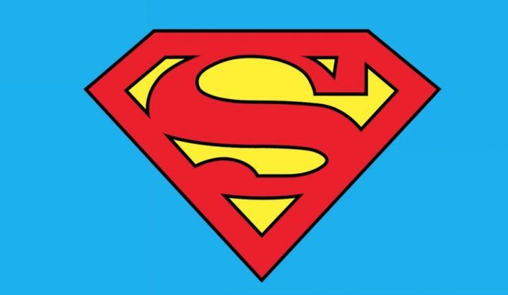 superman logo dc comics news