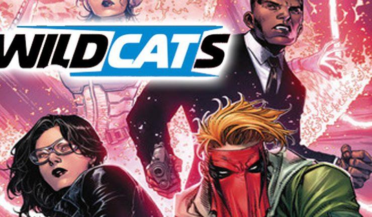 WildCATS - DC Comics News