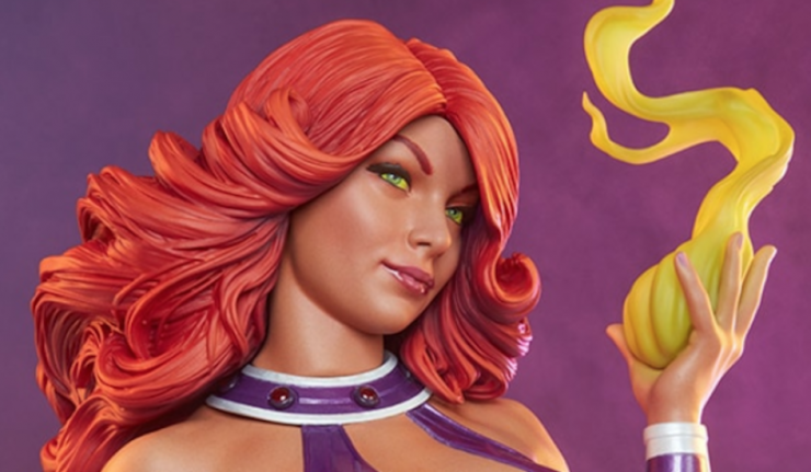 sideshow collectibles starfire