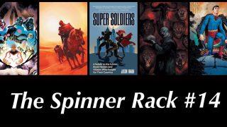 Spinner Rack #14
