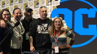 DC Nation SDCC DC Comics News