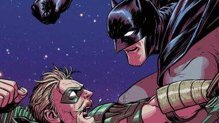 Batman-Universe-Green-Arrow-Duel