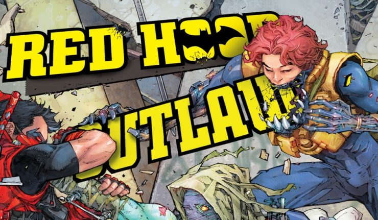 RED HOOD OUTLAW 37