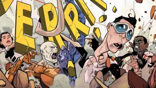 The Terrifics #19