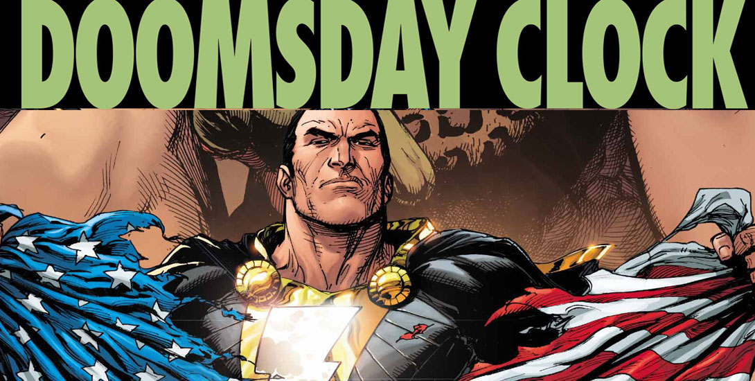 Review Doomsday Clock 11 Dc Comics News