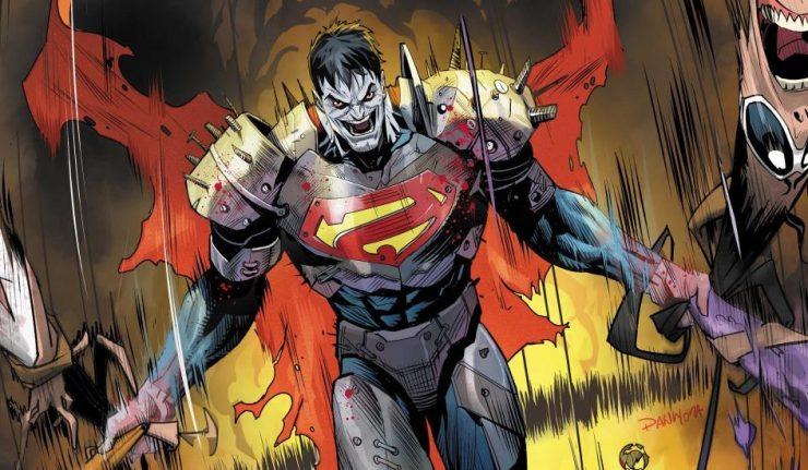 The Terrifics #21 DC Comics News