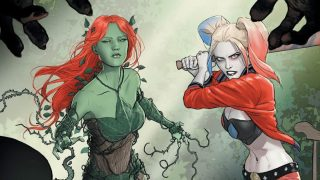 Harley Quinn and Poison Ivy #3 Featured