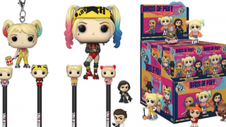 Funko birds of prey